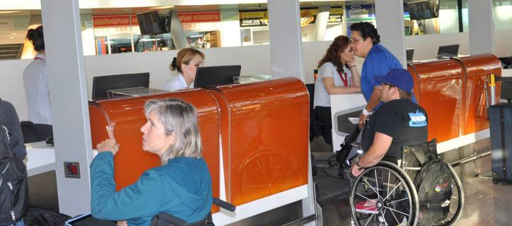 Air Travel Tips For People With Disabilities Mobility