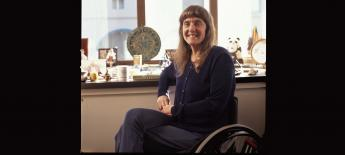 Portrait of Susan Sygall